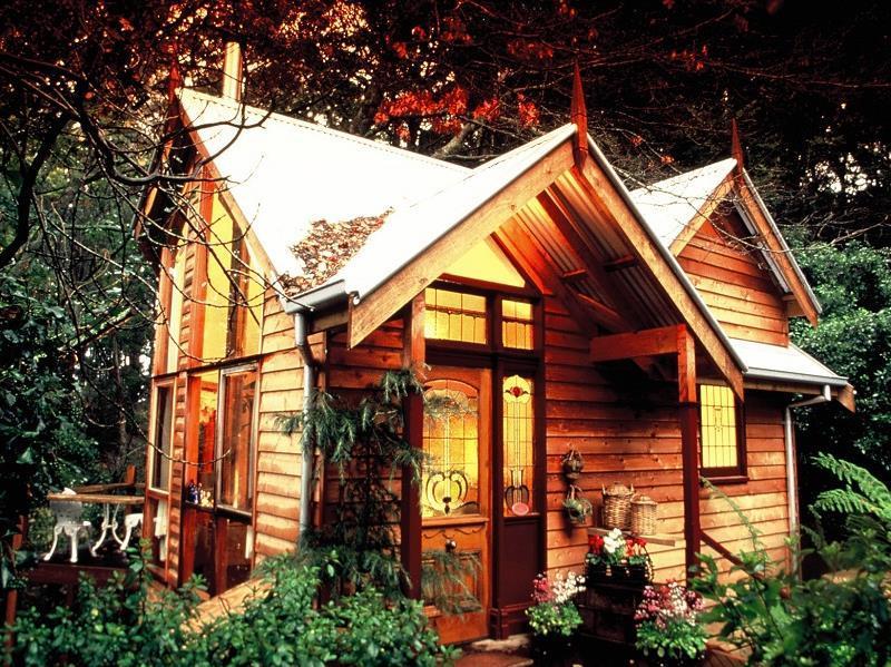 Arcadia Cottages - Hotell och Boende i Australien , Mount Dandenong Ranges
