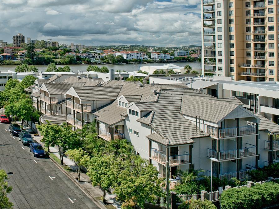 Rivercity Gardens Apartments - Hotell och Boende i Australien , Brisbane