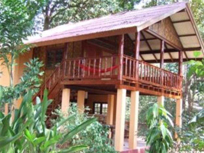 Hotell Jungle House at Siboya Bungalows i , Koh Sriboya (Krabi). Klicka för att läsa mer och skicka bokningsförfrågan