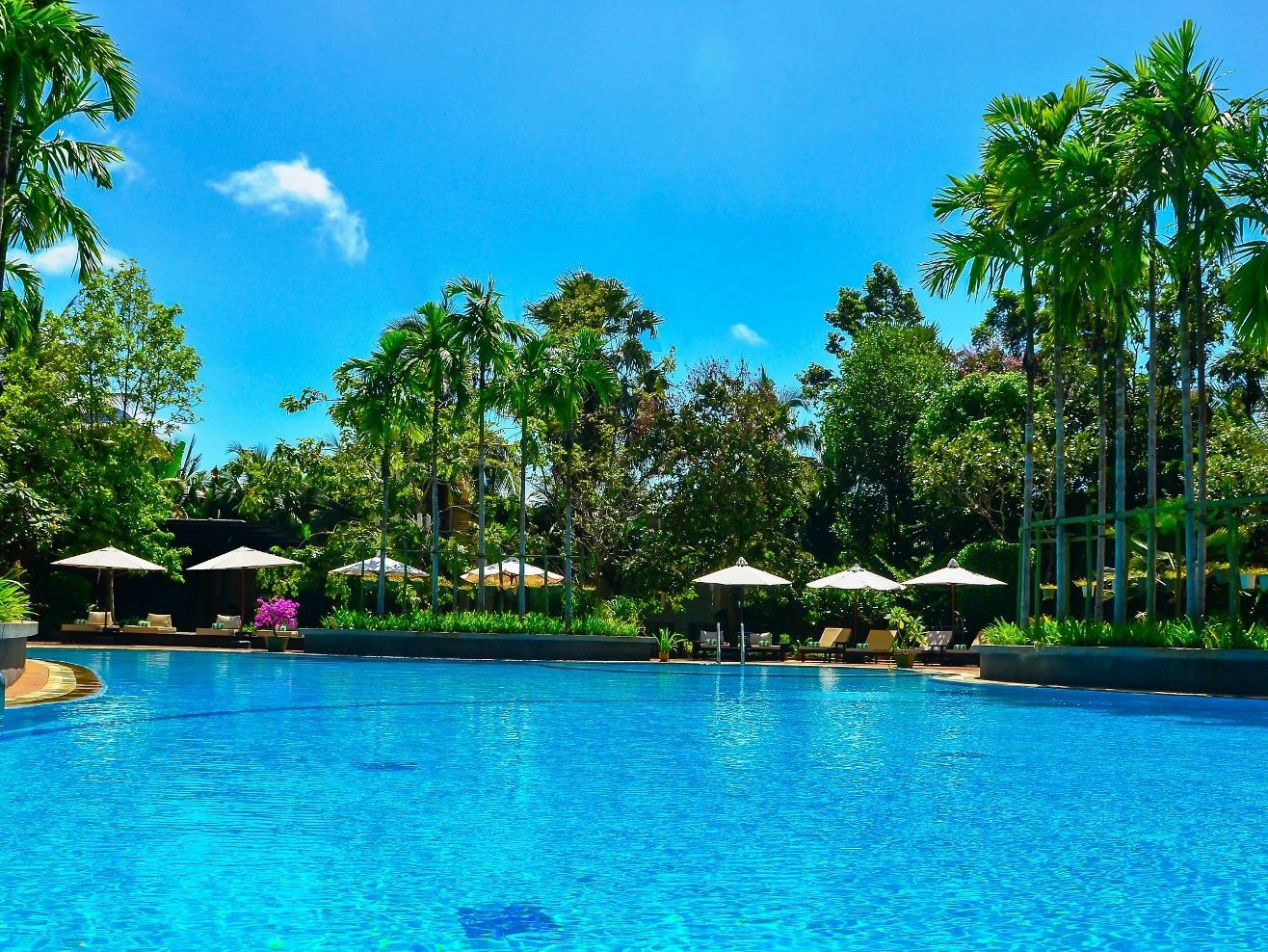 Borei Angkor Resort & Spa Siem Reap - Swimming Pool