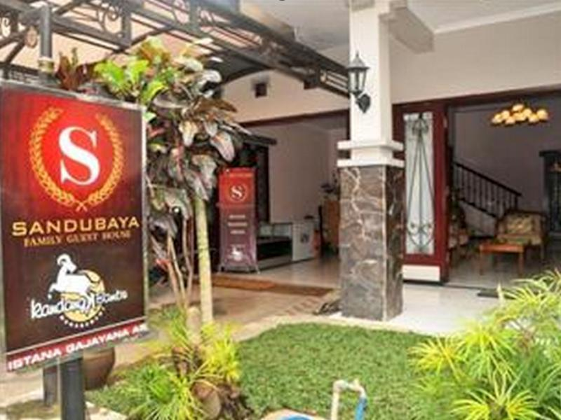 Sandubaya Guest House - Hotels and Accommodation in Indonesia, Asia