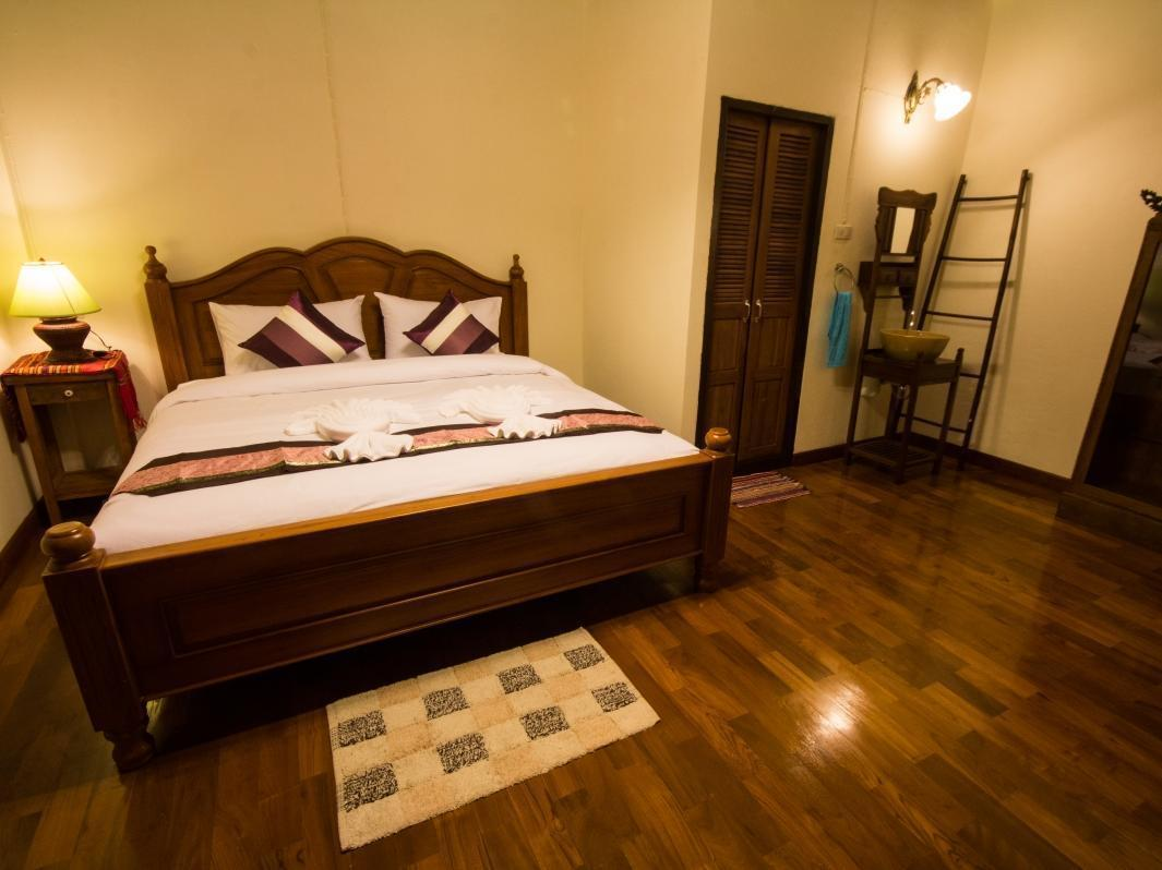Rustic Guest House - Hotels and Accommodation in Thailand, Asia