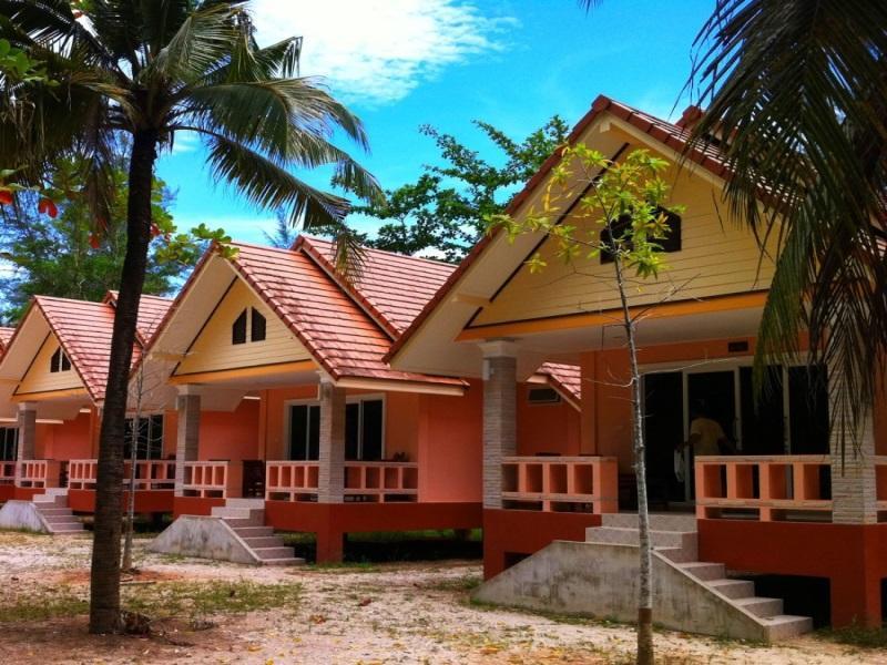 Hotell Ao Thong Beach Bungalow i , Khao Lak (Phang Nga). Klicka för att läsa mer och skicka bokningsförfrågan
