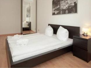 City Apartments Berlin Charlottenburg बर्लिन - बाथरूम