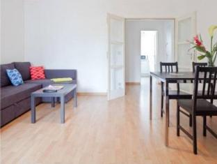City Apartments Berlin Charlottenburg Берлін - Номер Люкс
