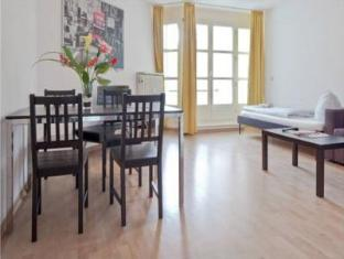 City Apartments Berlin Charlottenburg बर्लिन - सुइट कक्ष