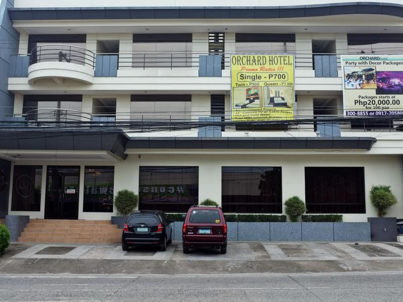 Orchard Hotel - Hotels and Accommodation in Philippines, Asia