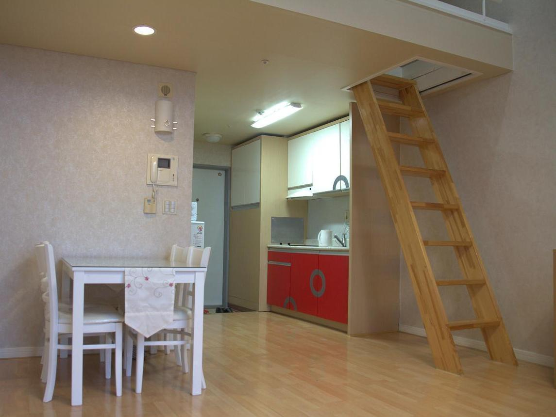 NJoy Residence Seoul - Hotels and Accommodation in South Korea, Asia