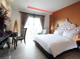 Chillax Resort בנגקוק - חדר שינה
