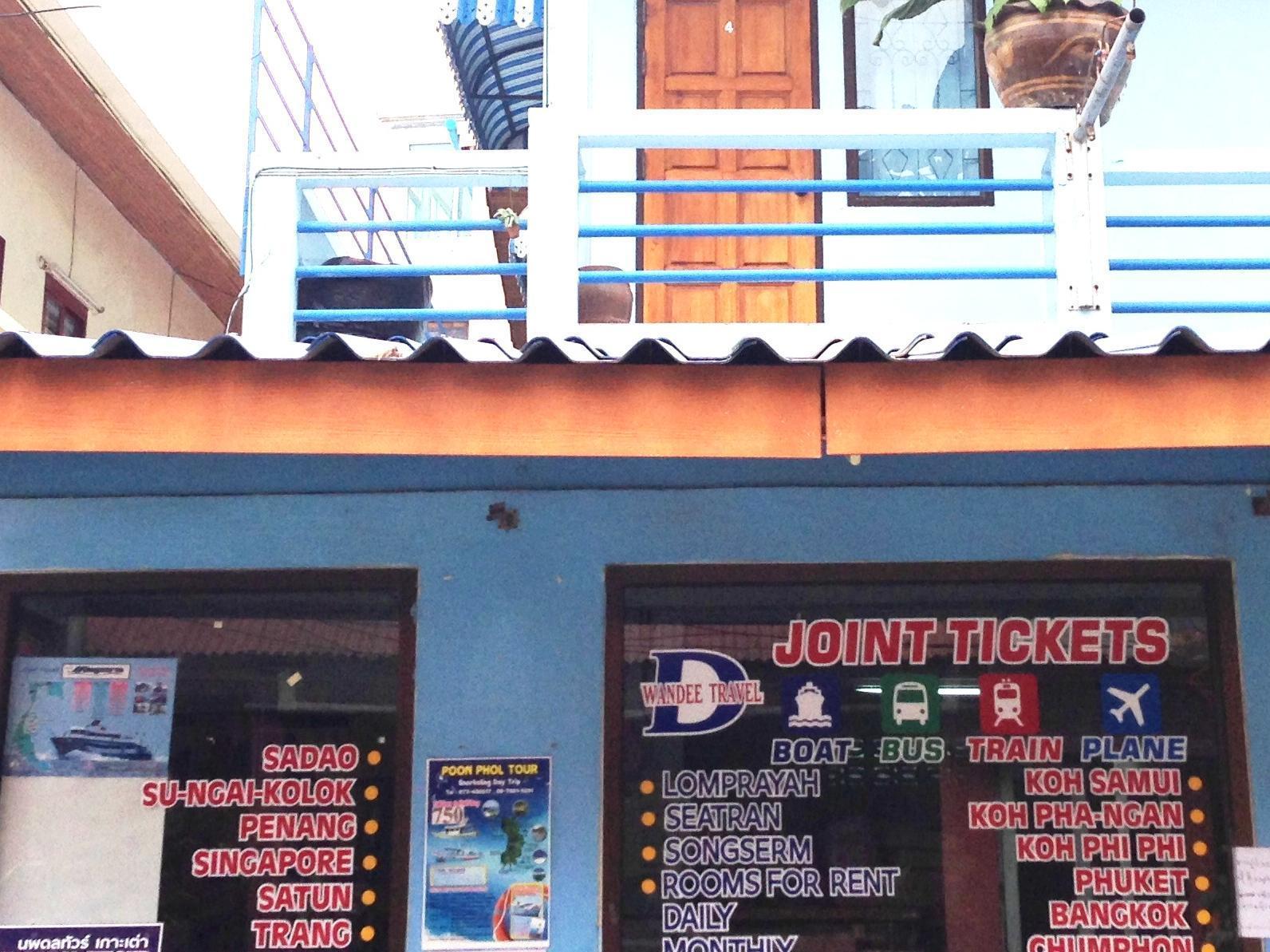 Hotell Wandee Guesthouse i , Koh Tao (Suratthani). Klicka för att läsa mer och skicka bokningsförfrågan
