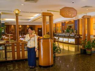 Grand Continental Kuching Hotel Kuching - Café