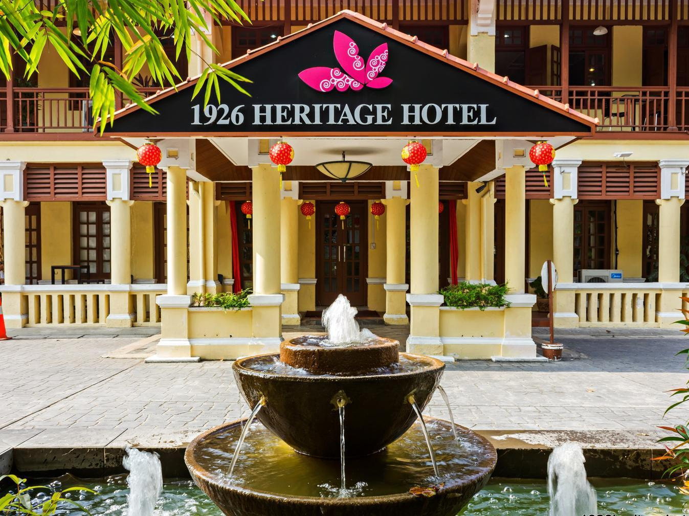 1926 Heritage Hotel - Hotels and Accommodation in Malaysia, Asia