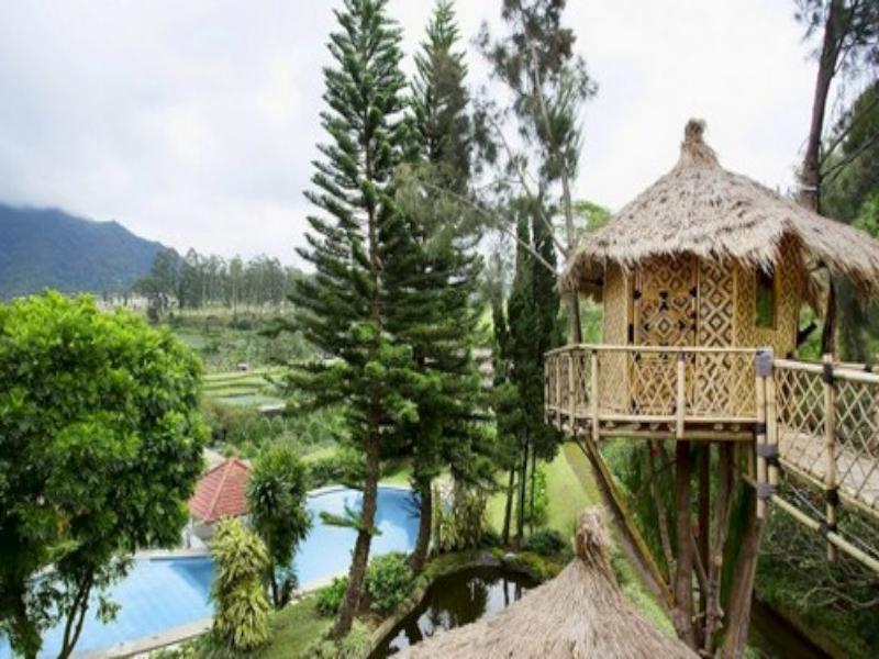 Private Villa Bambu - Villa Istana Bunga Lembang - Hotels and Accommodation in Indonesia, Asia