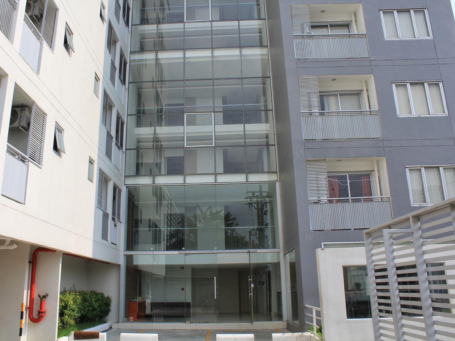UTD Apartment Sukhumvit Hotel & Residence - Hotell och Boende i Thailand i Asien