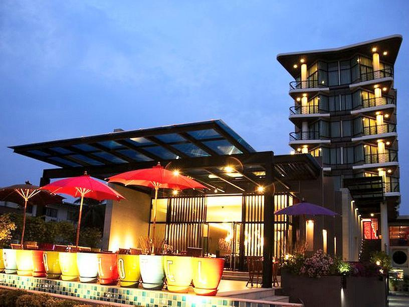 The Sez Hotel - Hotels and Accommodation in Thailand, Asia