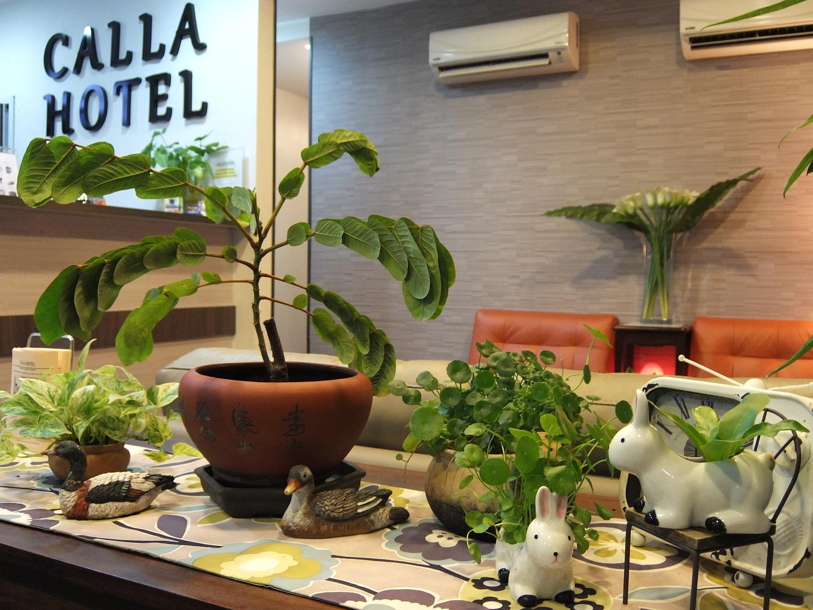 Calla Hotel - Hotels and Accommodation in Malaysia, Asia