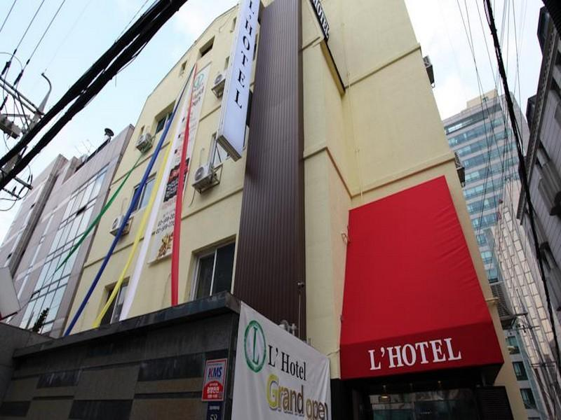 L Hotel Gangnam - Hotels and Accommodation in South Korea, Asia