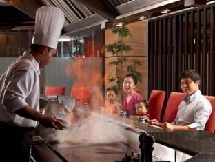 Putrajaya Marriott Hotel Kuala Lumpur - Midori- Teppanyaki Counter