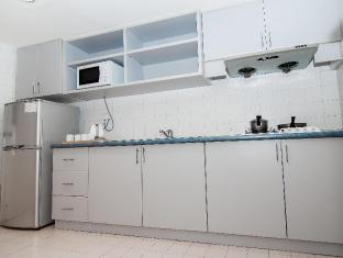 The Zon All Suites Residences On The Park Hotel Kuala Lumpur - 2 Bedroom Deluxe - Kitchen