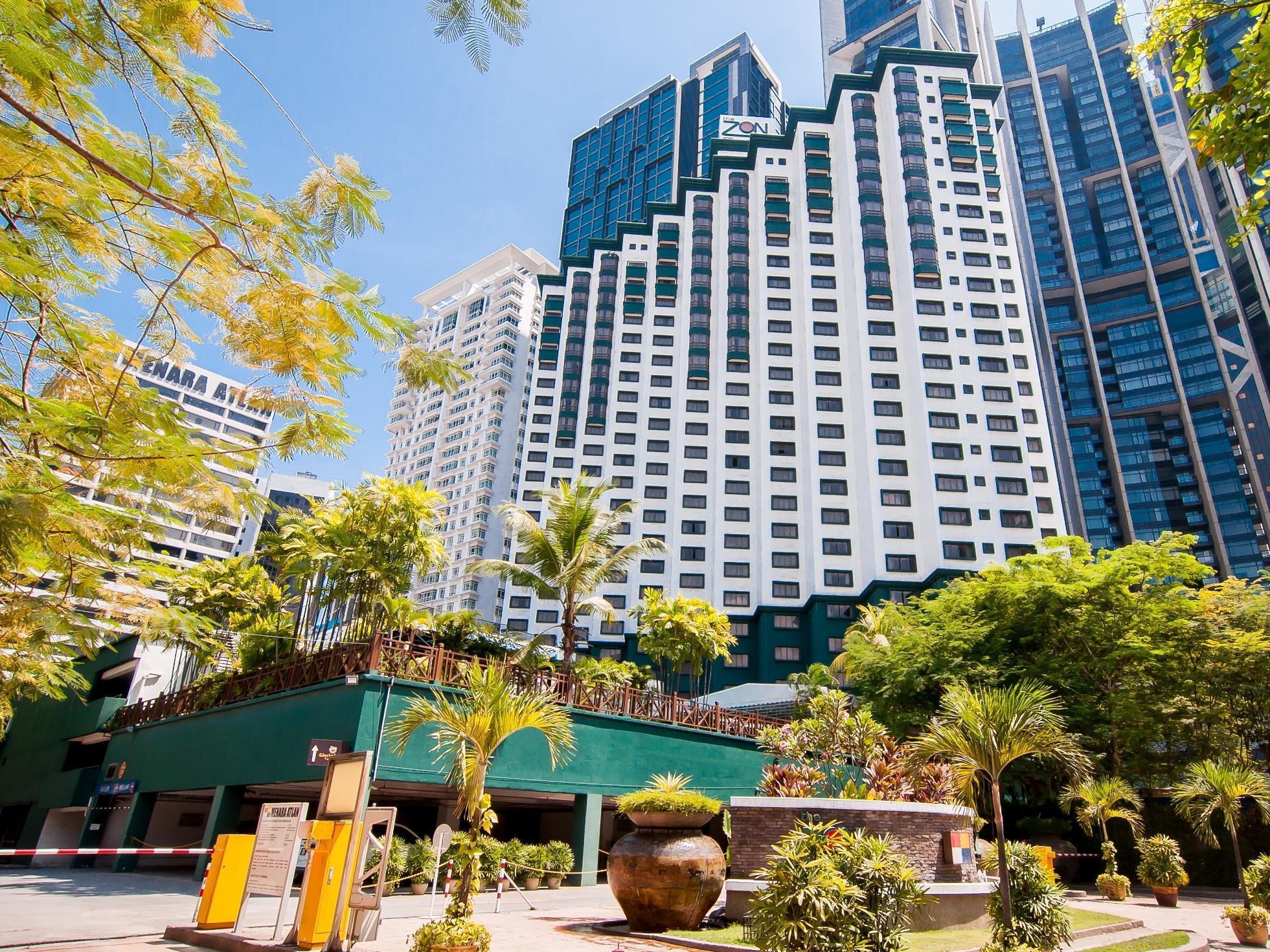 The Zon All Suites Residences On The Park Hotel - Hotels and Accommodation in Malaysia, Asia