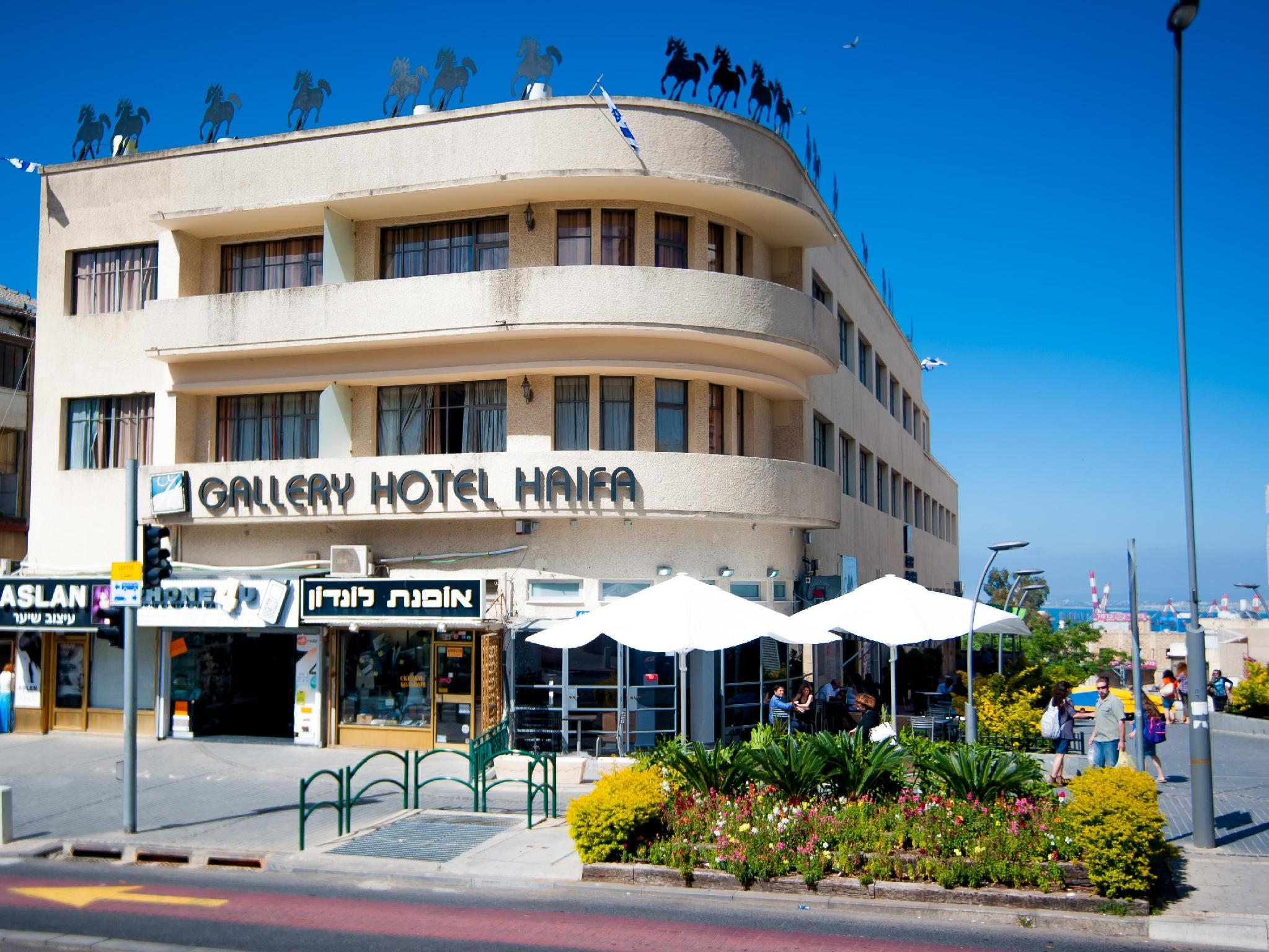 Art Gallery Hotel - Hotels and Accommodation in Israel, Middle East