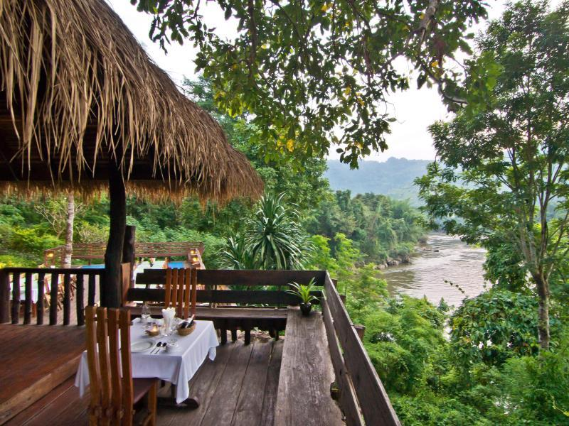 Home Phutoey River Kwai Hotspring & Nature Resort - Hotels and Accommodation in Thailand, Asia