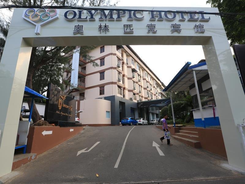 Olympic Hotel - Hotels and Accommodation in Myanmar, Asia