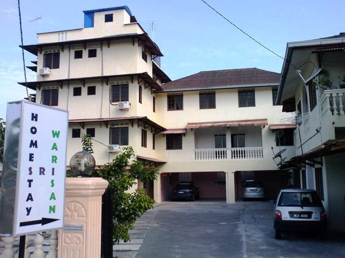 Homestay Sri Warisan - Hotels and Accommodation in Malaysia, Asia