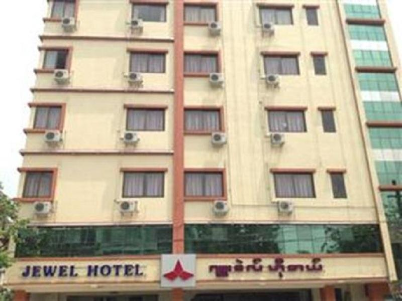 Jewel Hotel - Hotels and Accommodation in Myanmar, Asia