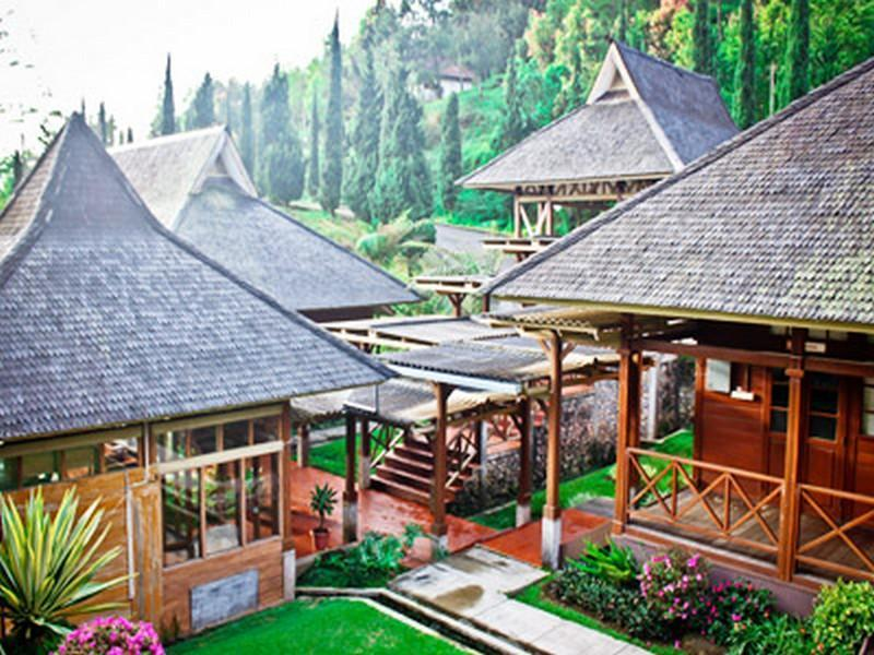Patuha Resort Kawah Putih - Hotels and Accommodation in Indonesia, Asia