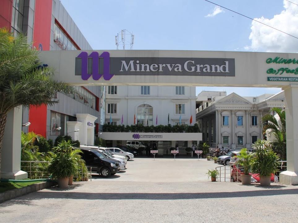Minerva Grand Hotel - Tirupati