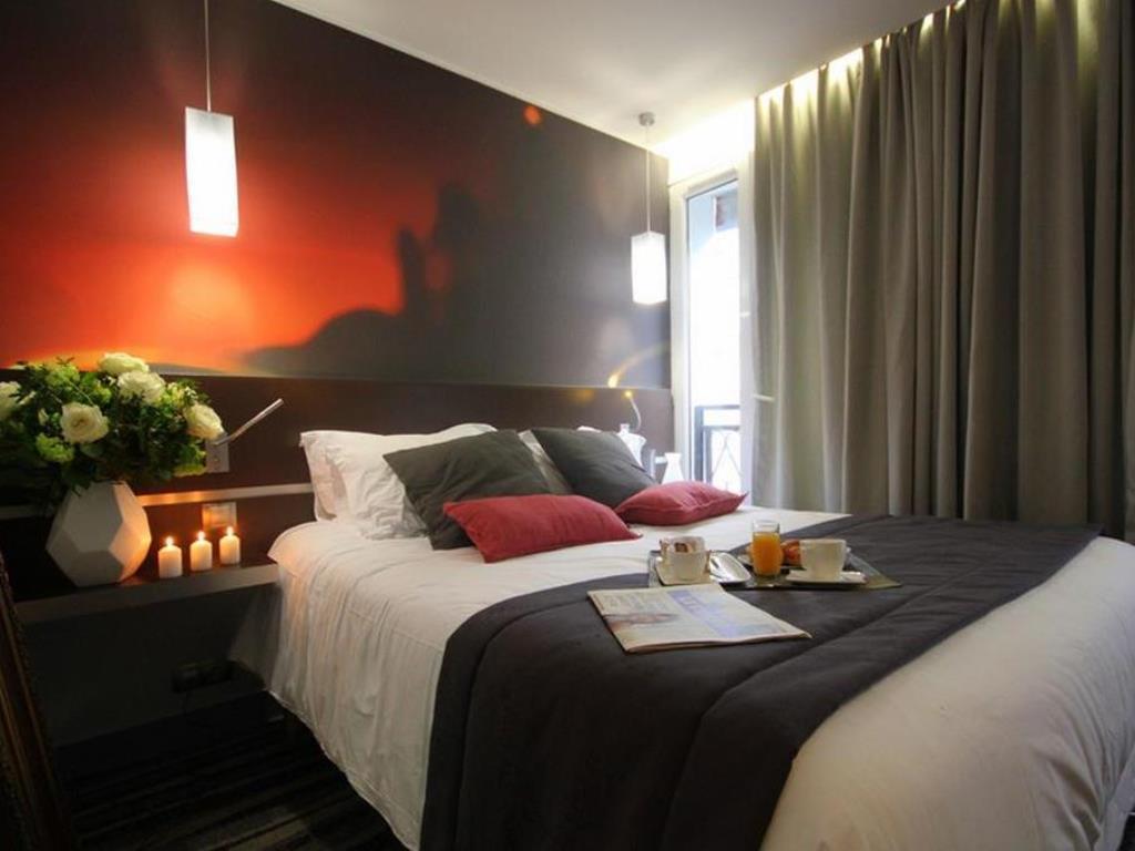 Hotel Lumieres Montmartre - Hotell och Boende i Frankrike i Europa