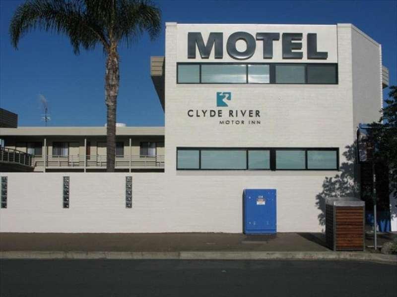 Clyde River Motor Inn - Hotell och Boende i Australien , Batemans Bay