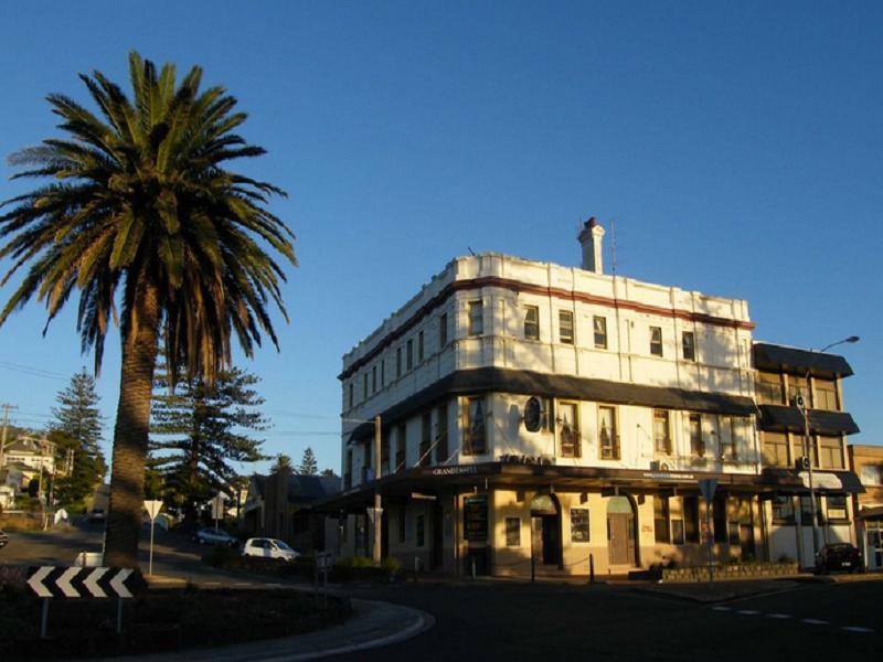 Grand Hotel Kiama - Hotell och Boende i Australien , Kiama