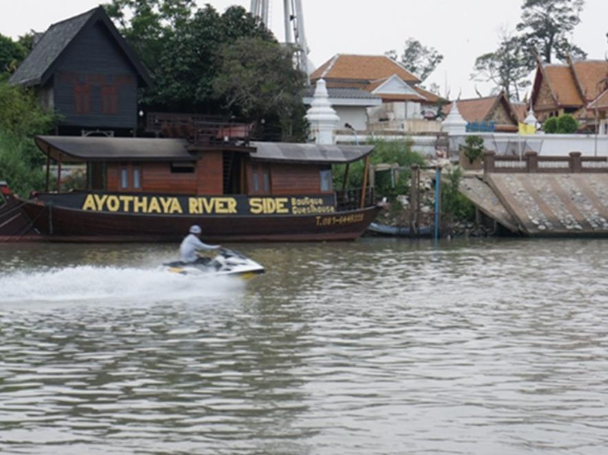 Ayothaya Riverside House - Hotels and Accommodation in Thailand, Asia