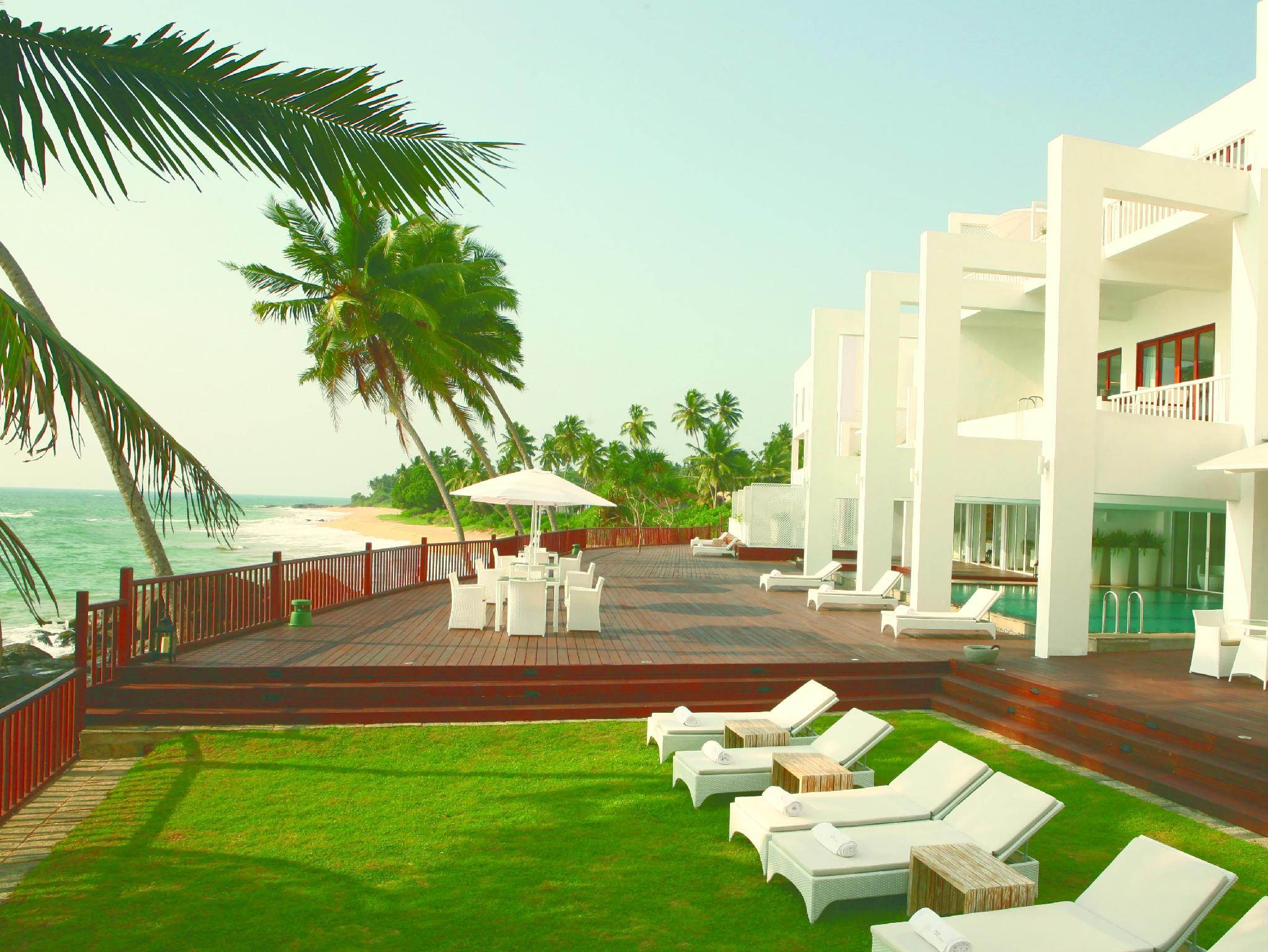 Michelle Boutique Beach Hotel - Hotels and Accommodation in Sri Lanka, Asia
