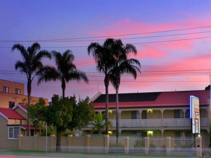Argyle Terrace Motor Inn - Hotell och Boende i Australien , Batemans Bay