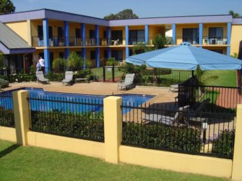 Nautilus Apartments Merimbula - Hotell och Boende i Australien , Merimbula