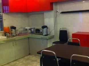 Little Cabin Inn Yangon - Dapur