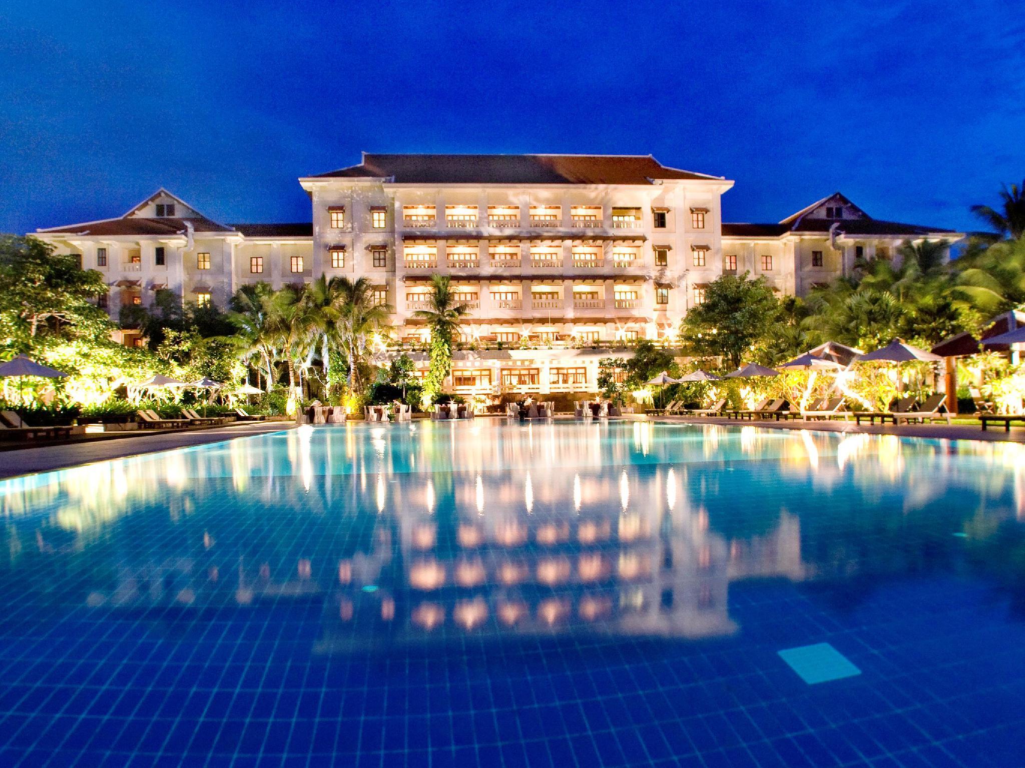 Royal Residence - Siem Reap