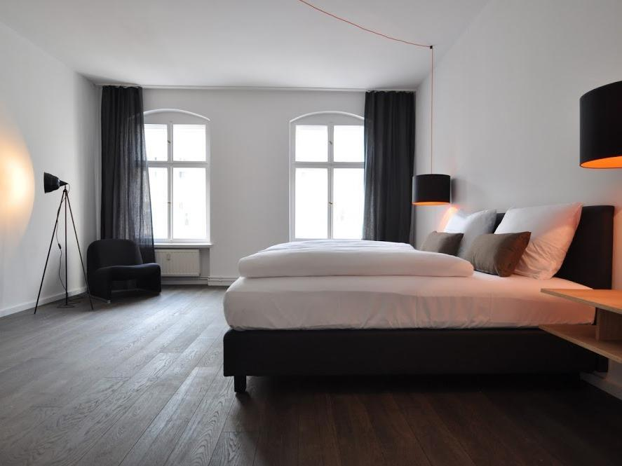 Homage Design Apartments - Hotell och Boende i Tyskland i Europa