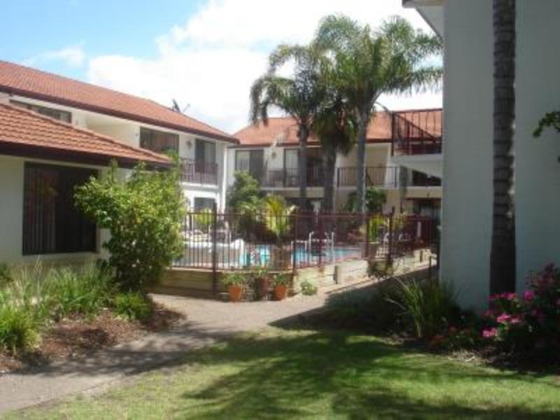 The Peninsular Apartments - Hotell och Boende i Australien , Merimbula