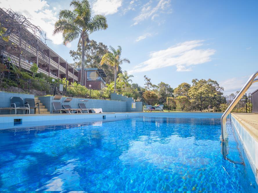 Hillcrest Motor Inn - Hotell och Boende i Australien , Merimbula
