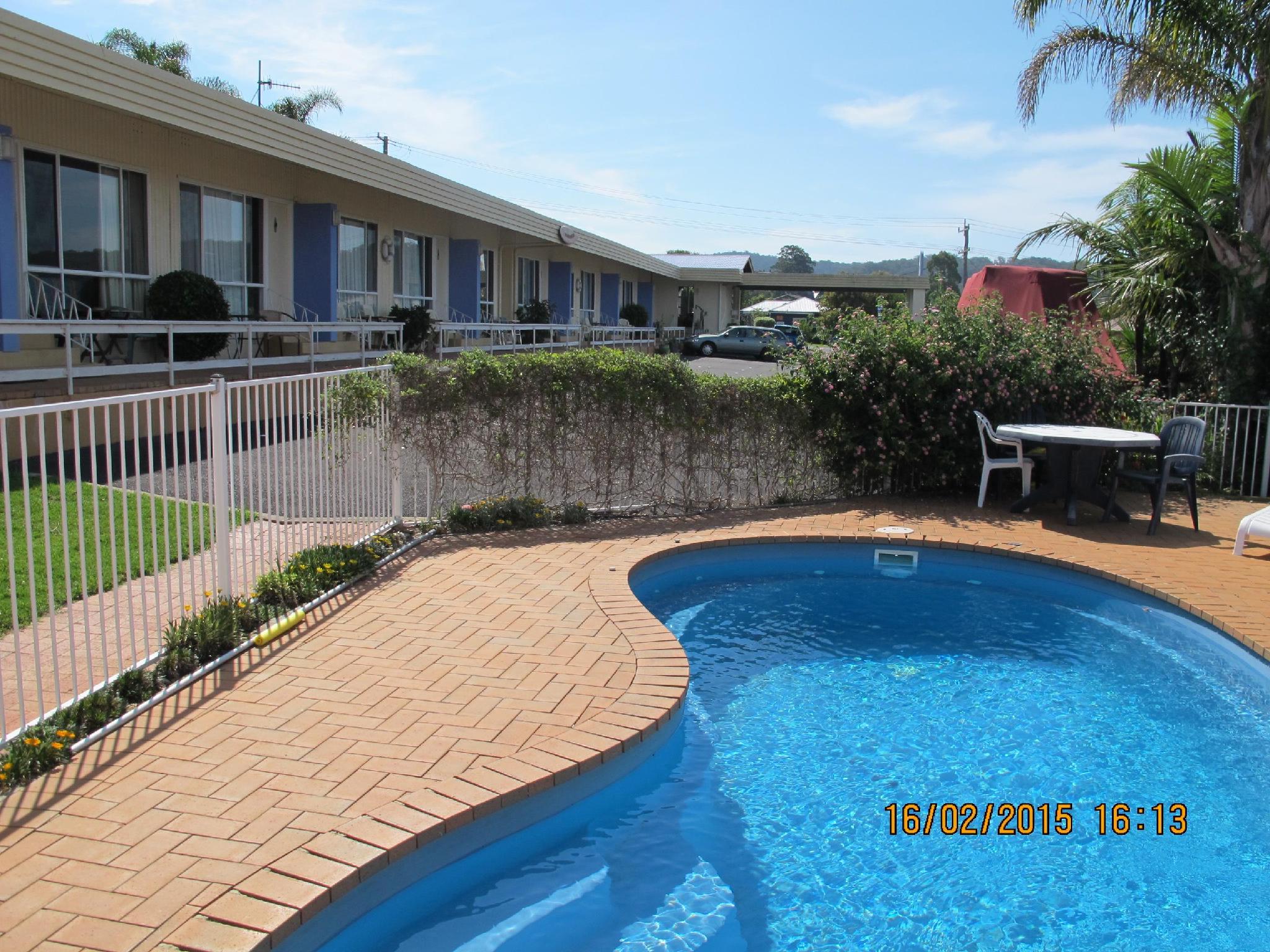 Merimbula Gardens Motel - Hotell och Boende i Australien , Merimbula