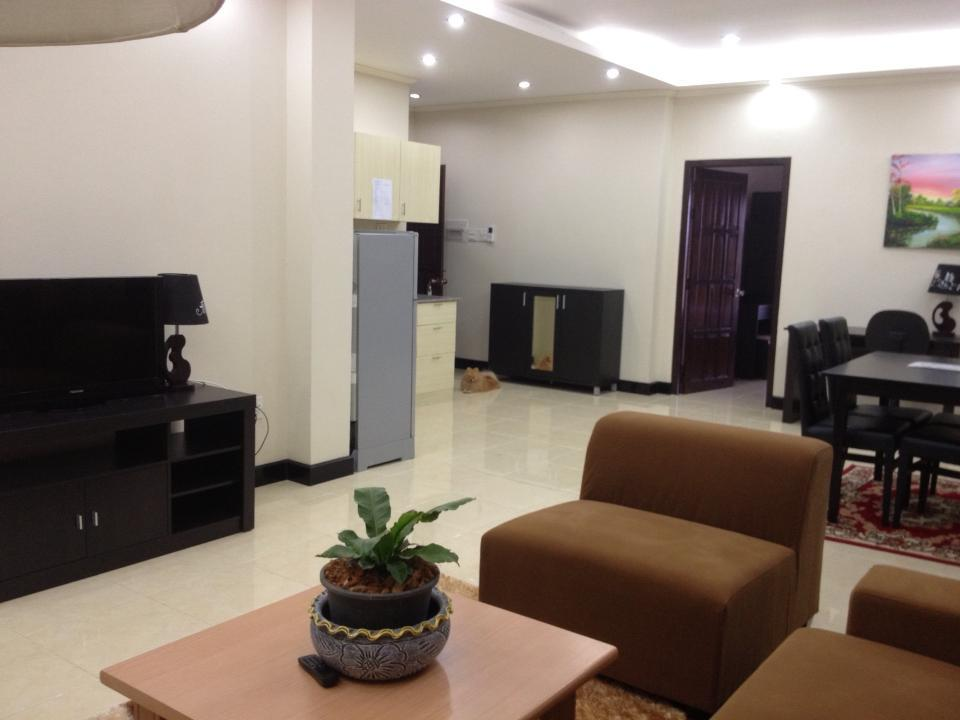 Vientiane Garden Service Apartment - Hotels and Accommodation in Laos, Asia