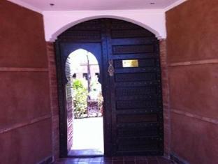 Kasbah Alili Hotel Marrakesh - A szálloda kívülről