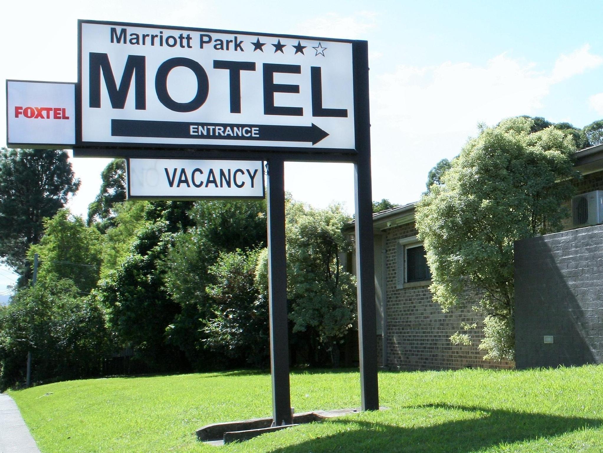 Marriott Park Motel - Hotell och Boende i Australien , Nowra