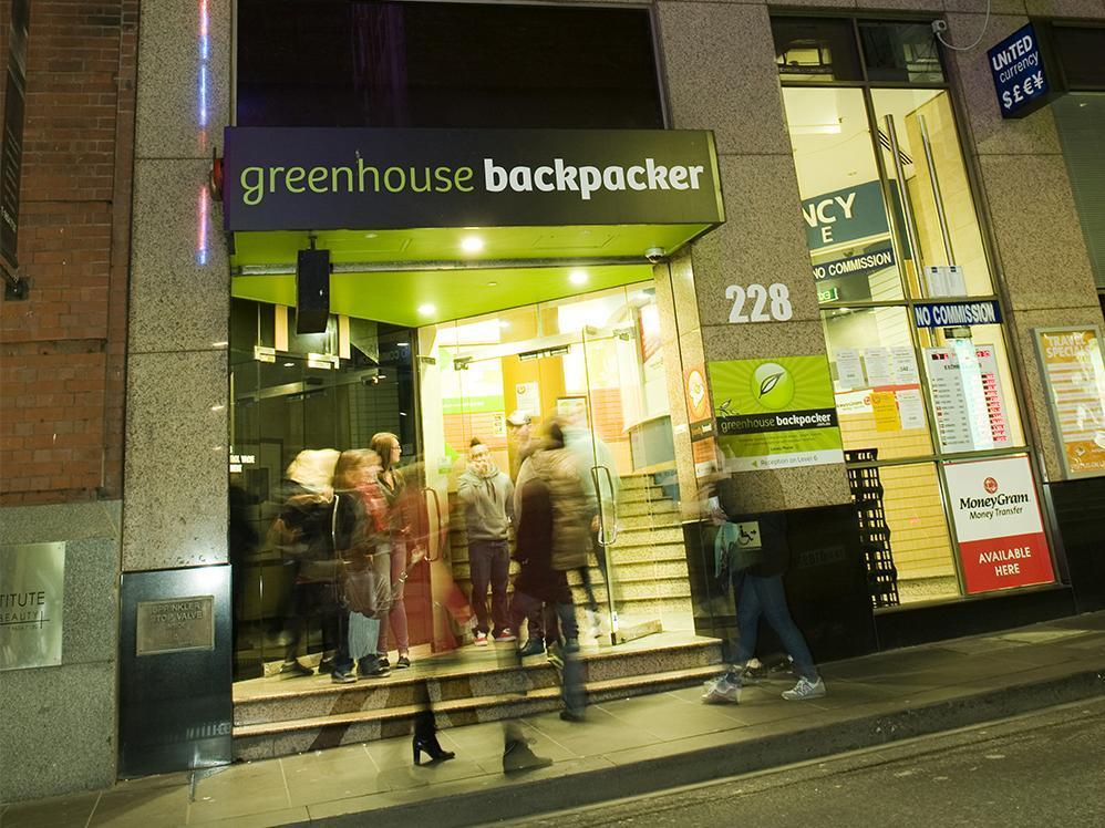Greenhouse Backpacker - Hotell och Boende i Australien , Melbourne