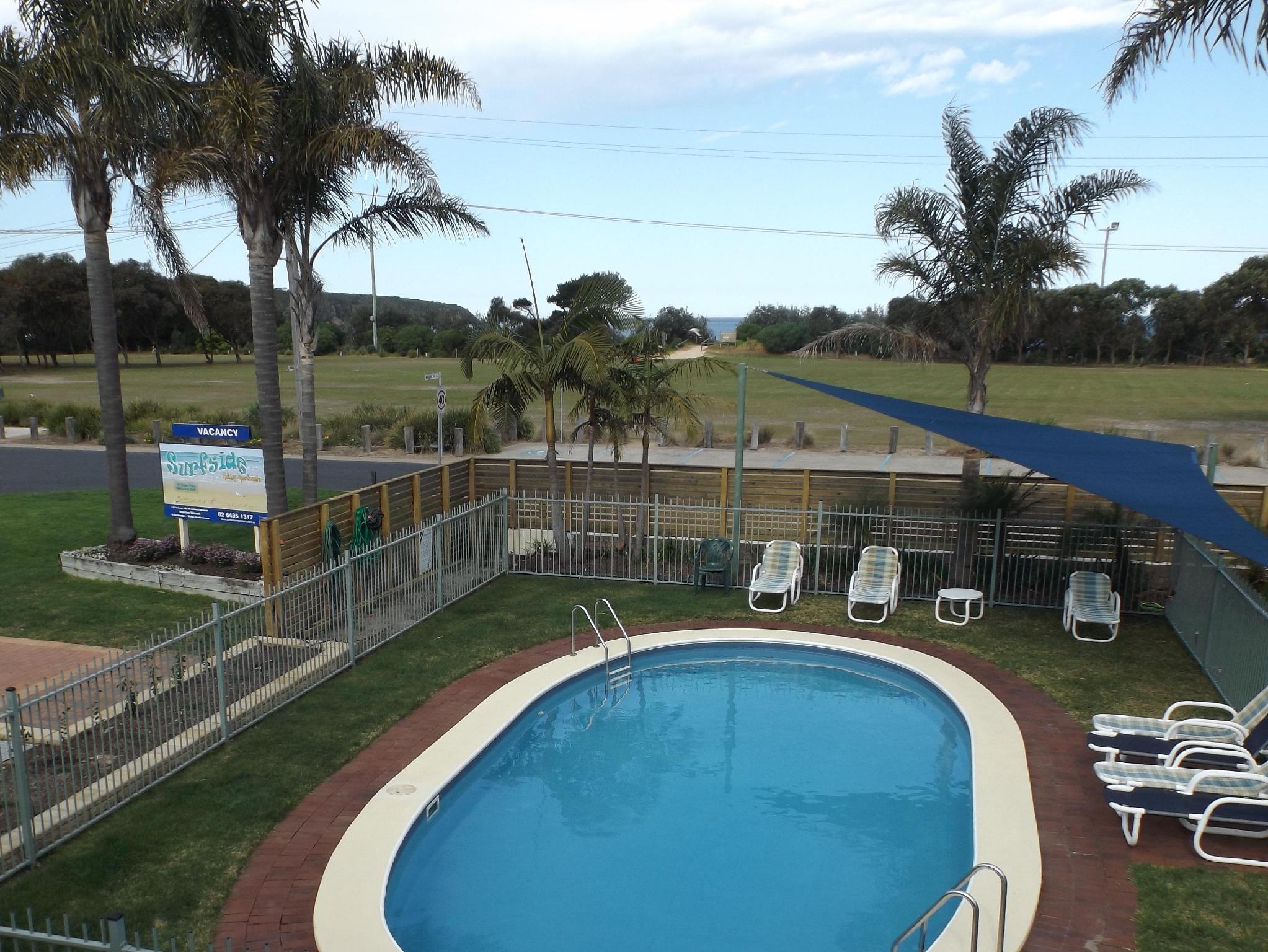 Surfside Merimbula Holiday Apartments - Hotell och Boende i Australien , Merimbula