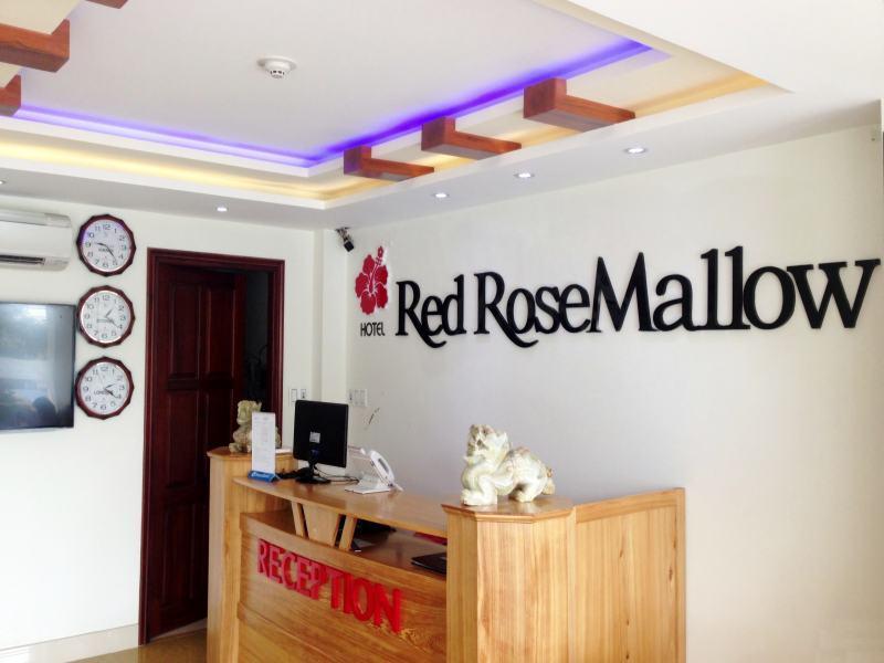 Red Rosemallow Hotel Danang